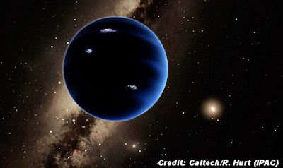Mysterious 'Planet Nine' Causing The Solar System To Wobble?