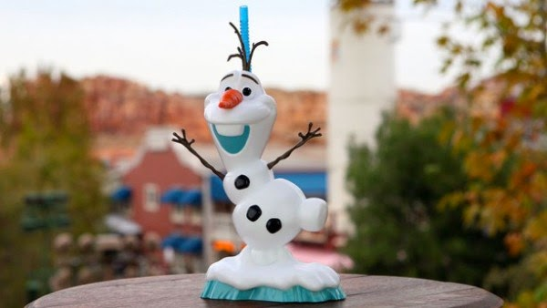 Copo do Olaf vendido na Disney Orlando