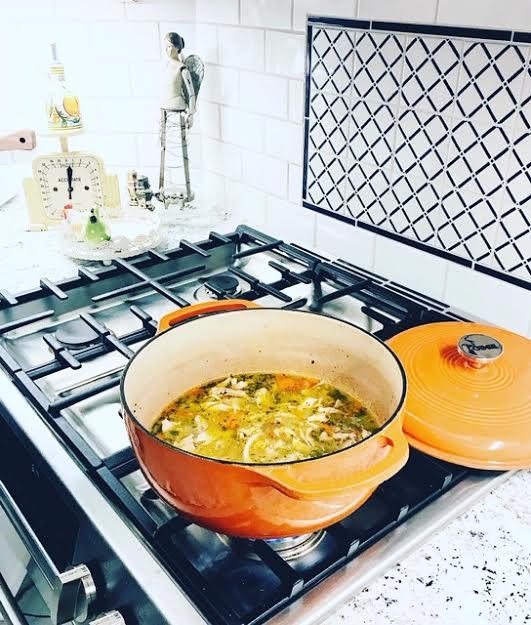 chicken, chicken thighs, chicken breast, onion, spinach, recipe, athomewithjemma