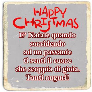 mesaje de Craciun fericit in italiana simple pentru prieteni