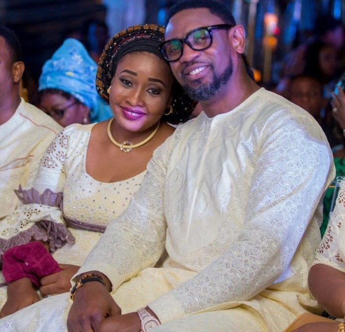 Biodun Fatoyinbo's wife, Modele finally reacts to the Rape Allegation levied against her Husband