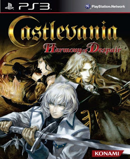 Castlevania Harmony of Despair + DLCs PS3 Torrent