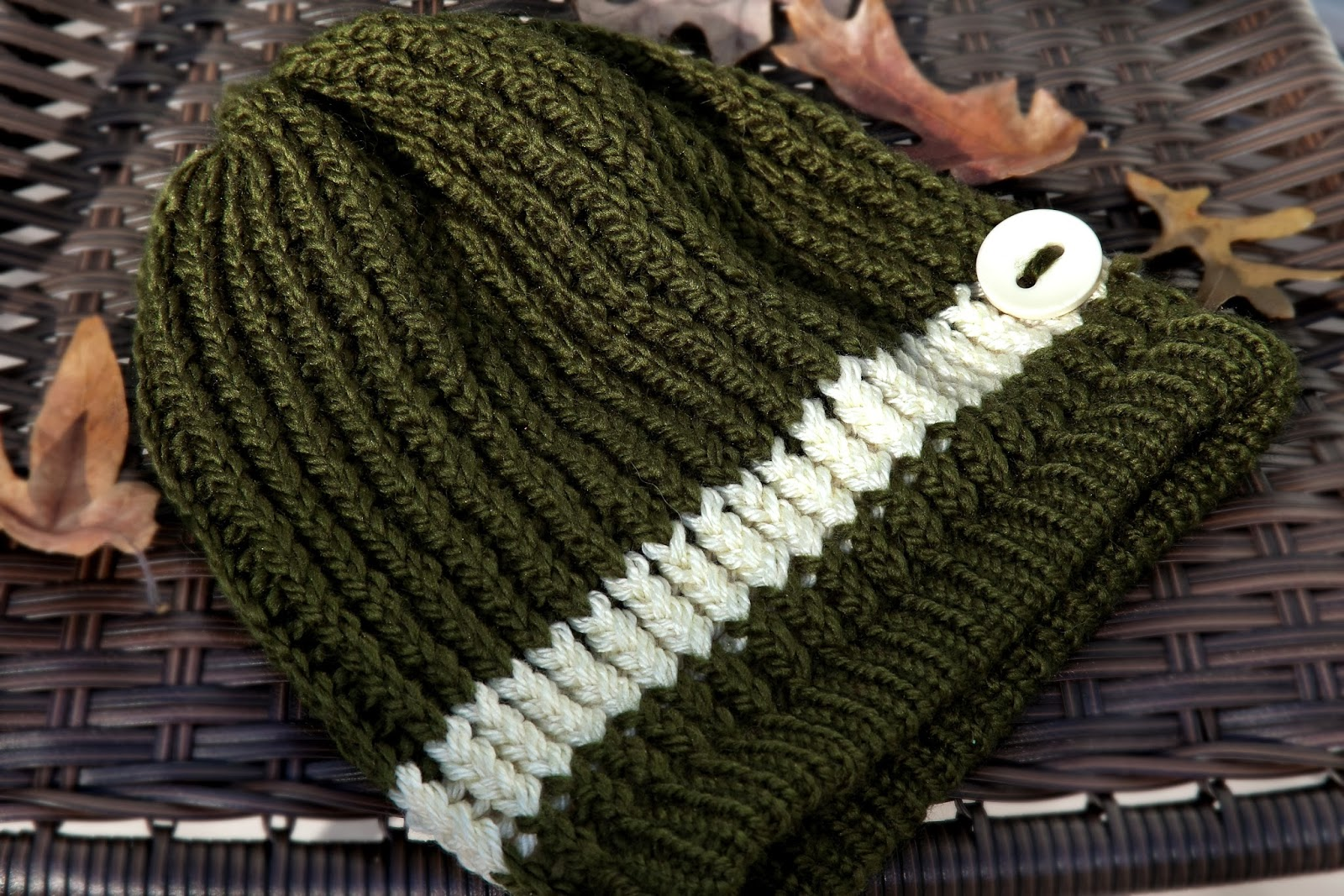 Loom Knit The Perfect Slouch Hat Loom Knitting By This Moment Is
