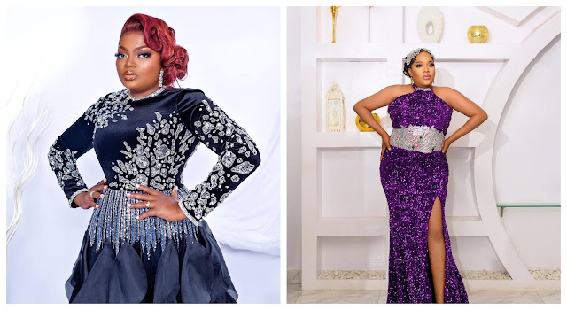 I dont care who is doing better than me- Toyin Abraham reacts after Iyabo Ojo alleged that Funke Akindele paid a blog to condemn her movie