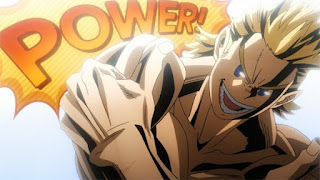 Boku no Hero Academia 4th Season Power