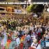 Primeiro dia de desfile cívico encanta população de Itapiúna
