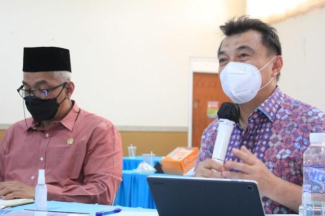 Komisi V DPRD Jabar Mulai Membahas RKUA-PPAS Bersama Disdik, Dispora dan Dipusipda