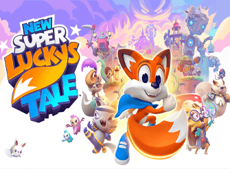 New Super Lucky's Tale [Full] [Español] [MEGA]