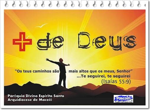 Bom Dia Religioso: PARÓQUIA DIVINO ESPÍRITO SANTO: BOM DIA