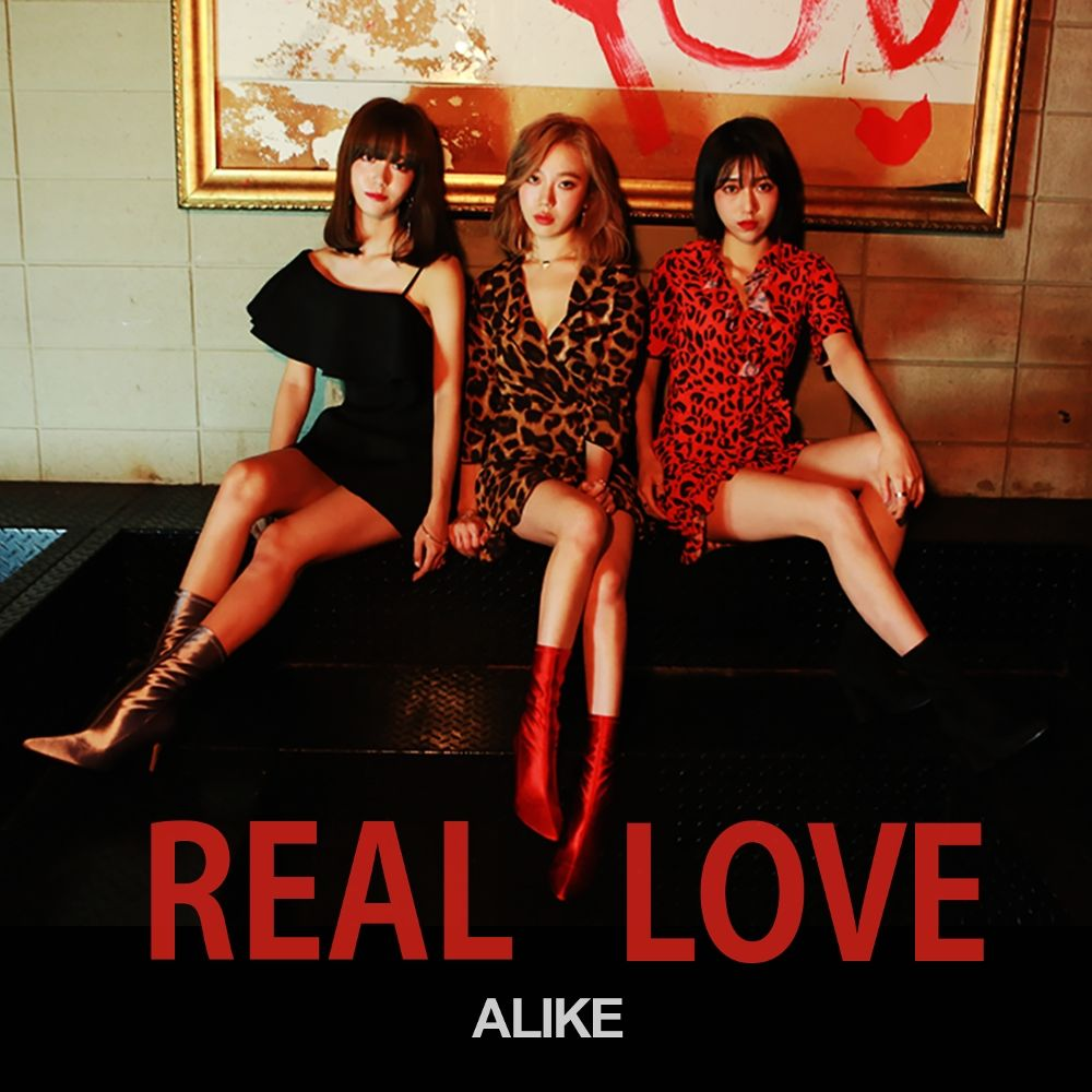 ALiKE – Real Love – Single