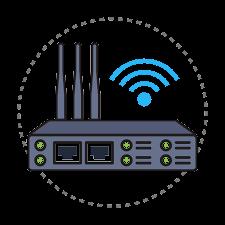 Pemasangan Internet via Wireless dan Kabel
