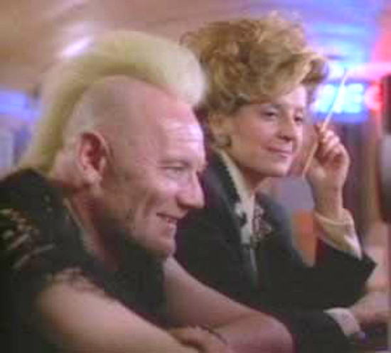Blank Reg and Dominique - Max Headroom