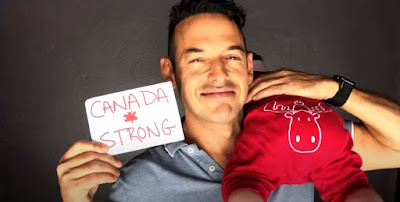 Stronger Together Canadian Benefit Concert