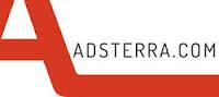 Logo Adsterra