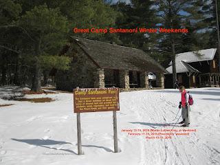 Great Camp Santanoni Winter Weekend - Adirondack Family Time