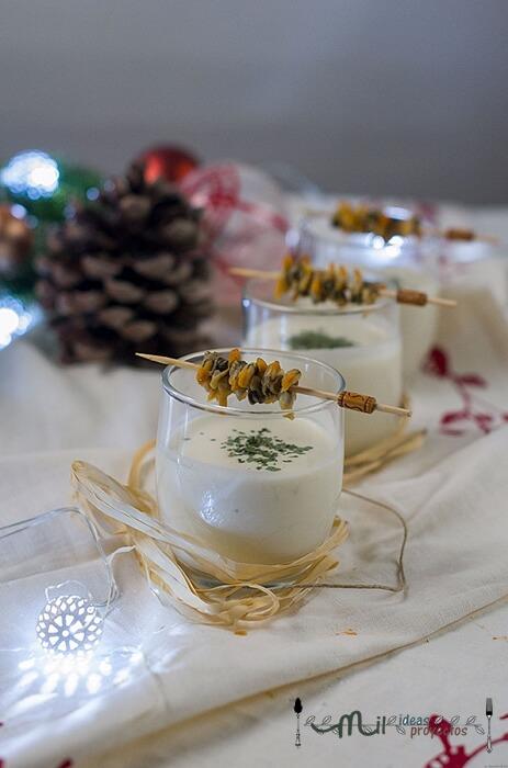 crema especial navidad