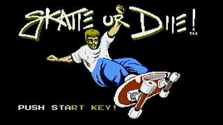 Videojuego Skate or Die