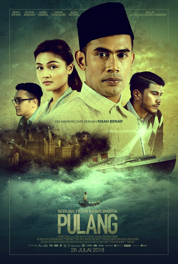 Paskal the movie | PULANG