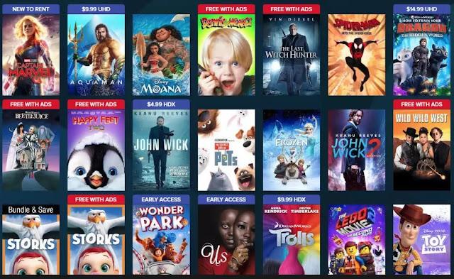 افضل 4 مواقع لمشاهده الأفلام والمسلسلات لعام 2020