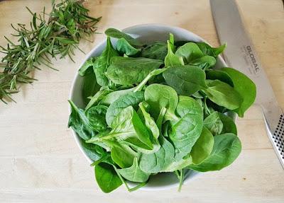 Spinach Die