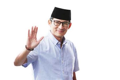 Usai Pertemuan Jokowi Prabowo, SandiagaTegaskan Tetap Jadi Oposisi!