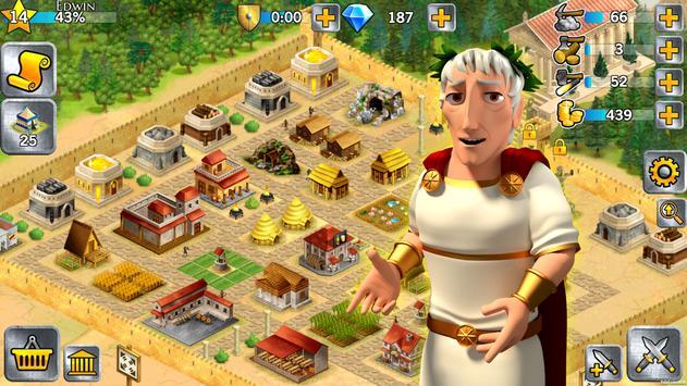 Game Perang Kerajaan: Perang Romawi