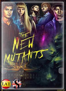 Los Nuevos Mutantes (2020) HD 1080P LATINO/INGLES