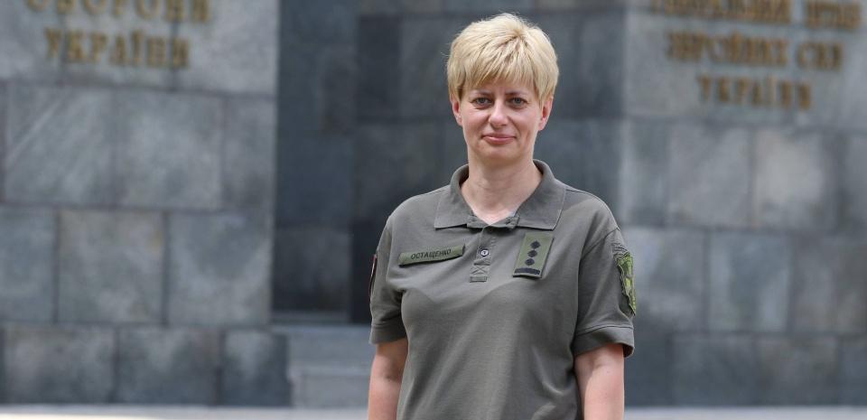 У ЗСУ вперше призначено командувачем жінку