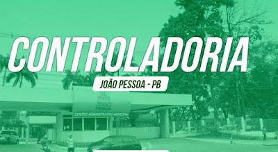 Edital do concurso da Controladoria Geral de João Pessoa é publicado