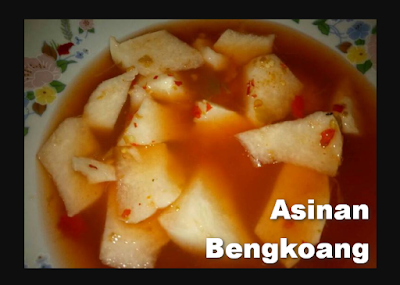 asinan bengkoang