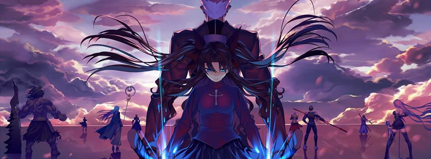 Fate/stay night: Unlimited Blade Works Season 1 Arabic