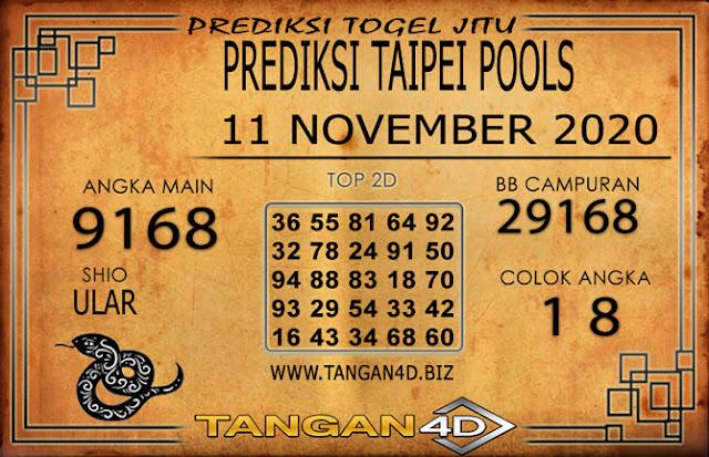 PREDIKSI TOGEL TAIPEI TANGAN4D 11 NOVEMBER 2020