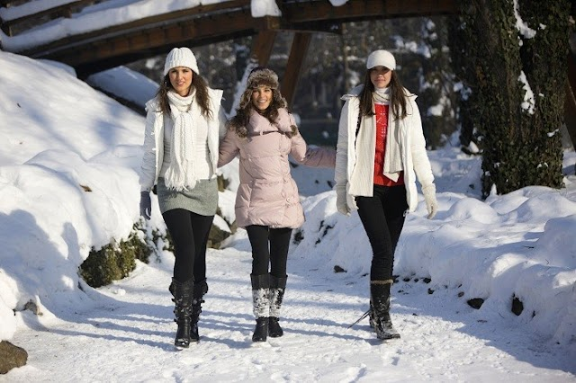 Top essentials when traveling North America in winter