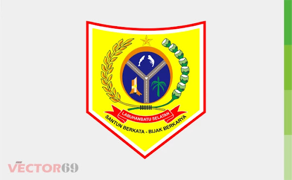 Kabupaten Labuhanbatu Selatan Logo - Download Vector File CDR (CorelDraw)