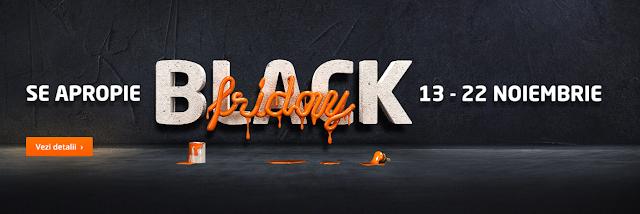 DEDEMAN Catalog - Brosura 1-30.11 2020→ BLACK FRIDAY 13-22.11