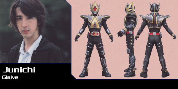 Toku Ponies! - ... Kamen Rider Glaive Belt