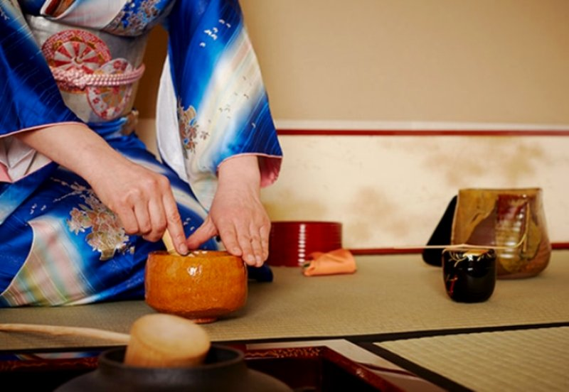 keio plaza hotel japanese tea ceremony experience