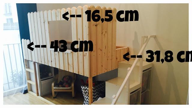 deutschstundeonline ikea hack kura. Black Bedroom Furniture Sets. Home Design Ideas