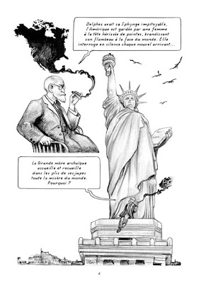 Frink & Freud, une aventure américaine