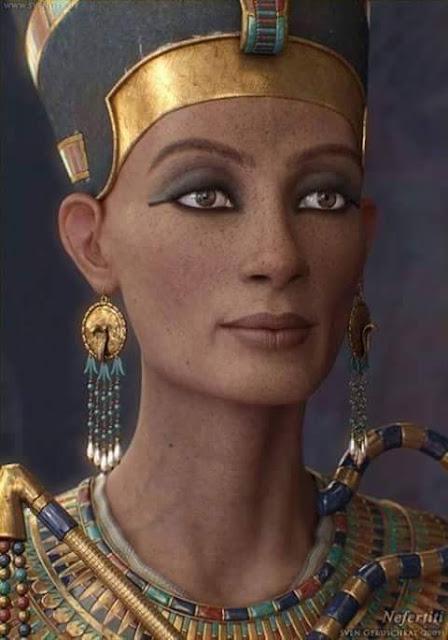 قصة اسيا إمرأة فرعون