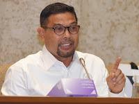Yakin HR5 Tidak Lari, Nasir Djamil Siap Jadi Penjamin