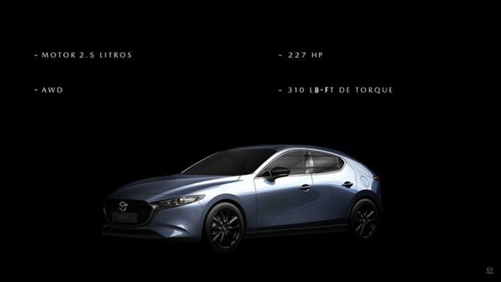 Mazda3 Turbo nếu về VN sẽ mạnh nhất phân khúc sedan hạng C