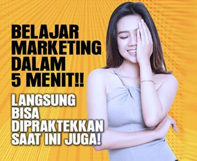 Belajar Internet Marketing Dalam 5 menit