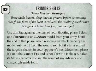 Tremor Shells