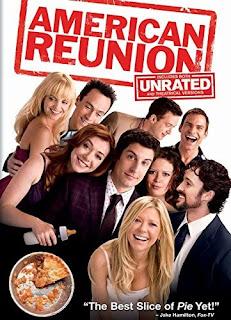 American Reunion [2012] [DVDR] [NTSC] [Latino]