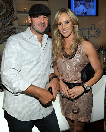 tony romo | with wife photos 2012 | all about sports