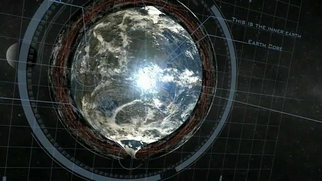 Trái đất rỗng: NASA bắt được tín hiệu vô tuyến từ trung tâm hành tinh