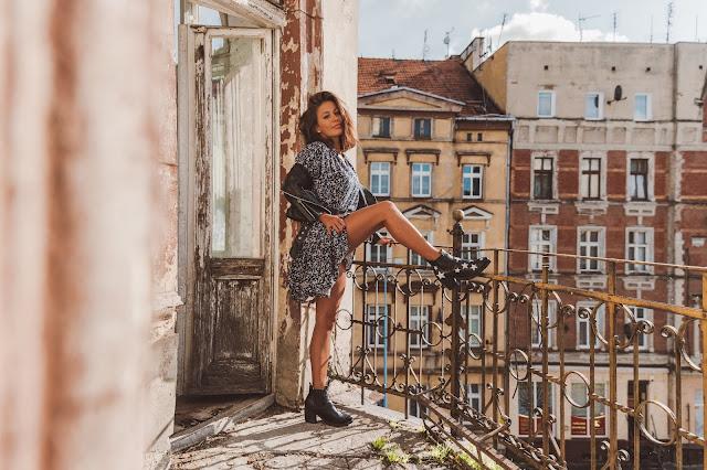 Jesienna stylizacja i sesja w Paryskim klimacie  - Czytaj więcej