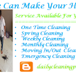 Cleaning Service You Need on 2016
