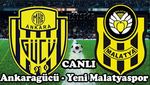 Ankaragücü - Yeni Malatyaspor Jestspor izle